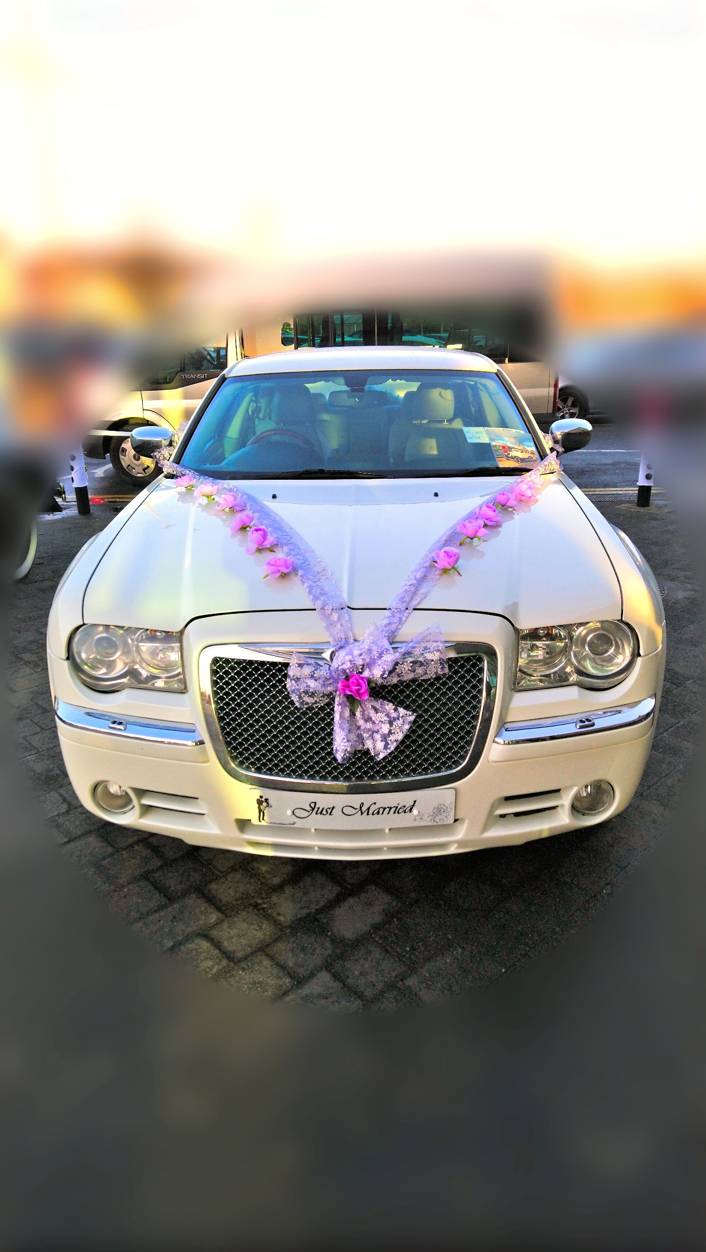 Wedding car Athlone