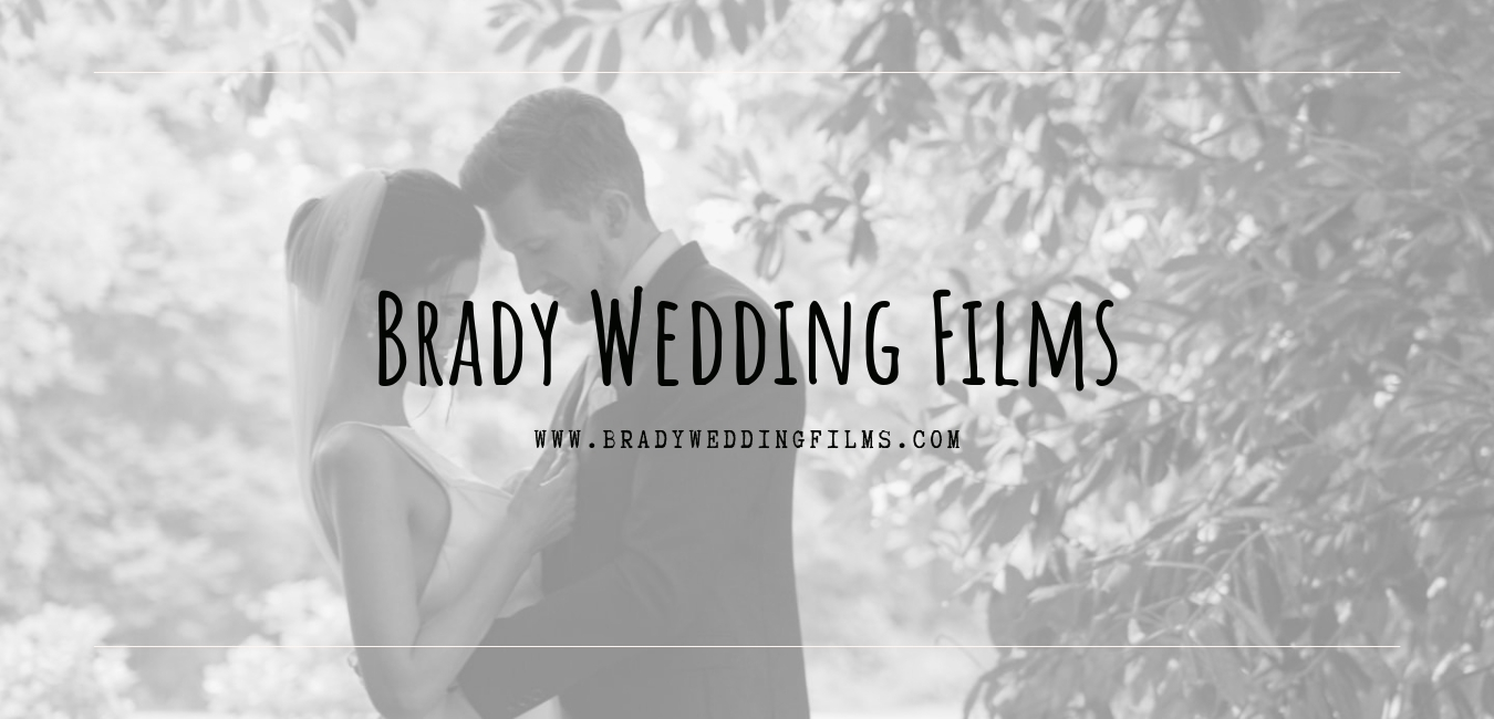 Brady Wedding Films (The Singing Videographer)