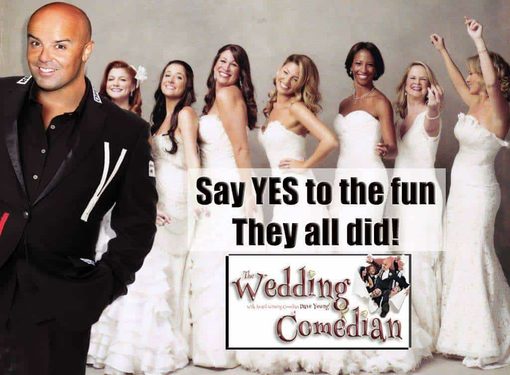 The Wedding Comedian