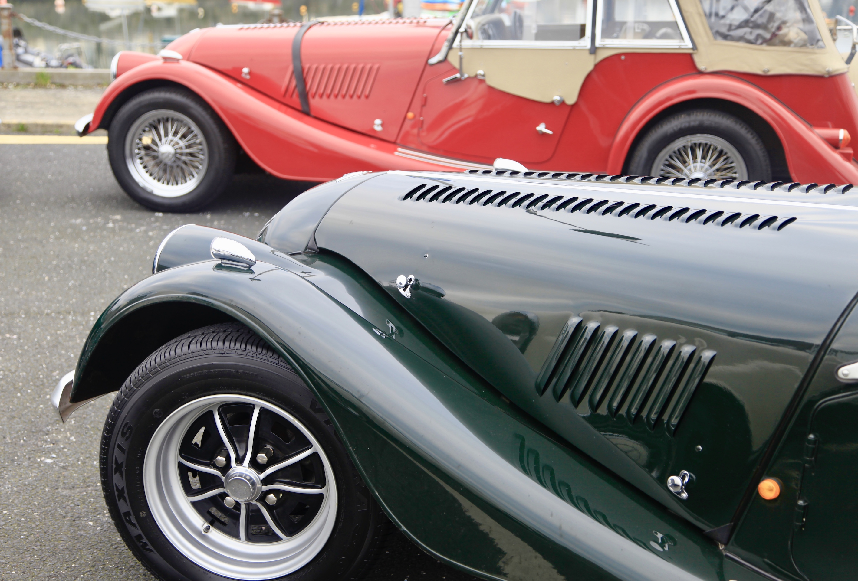 Courtyard Classic Cars Limited