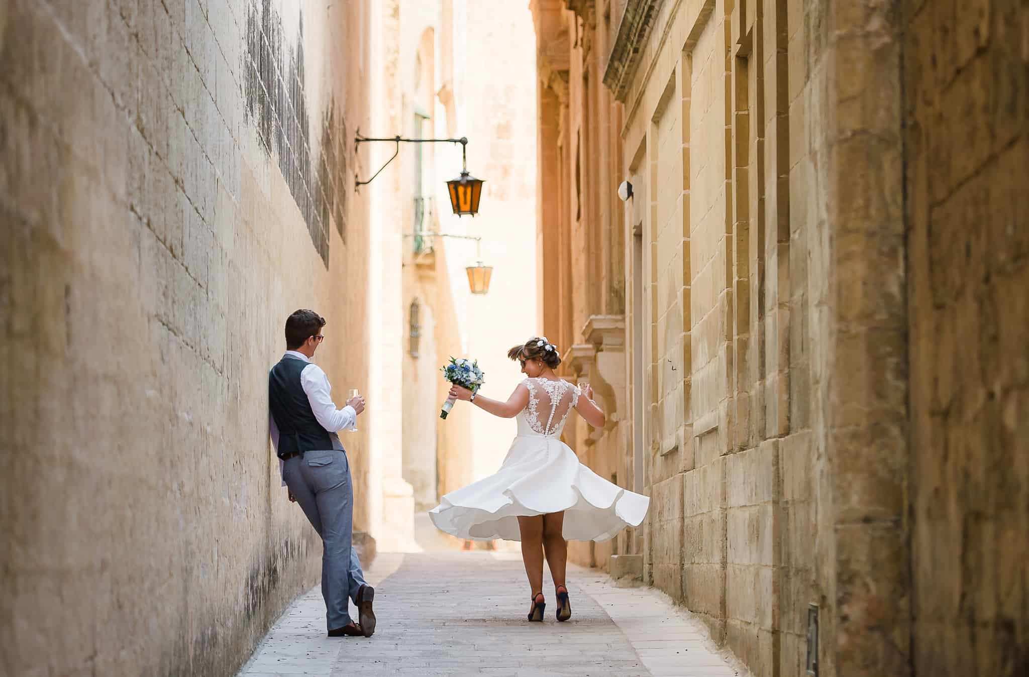 Planned By Tara - Destination Weddings Malta
